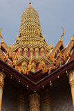 Templo de Wat Phra Kaeo, Bangkok, Tailandia Fotografía de archivo libre de regalías