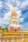 Templo de Wat Phra That Panom Fotos de archivo