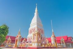 Templo de Wat Phra That Renu Nakhon en Tailandia Imágenes de archivo libres de regalías