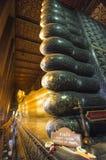 Templo de Wat Po en Bangkok Fotos de archivo libres de regalías