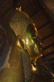 Templo de Wat Po en Bangkok Fotos de archivo