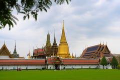 Templo de Wat Pra Kaew Imagen de archivo libre de regalías