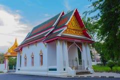 Templo de Wat Tamnak Tai Foto de archivo libre de regalías