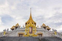 Templo de Wat Trimit Imagens de Stock