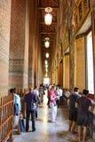 Templo de Watpho Foto de archivo libre de regalías