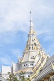 Templo de Watsothon Imagem de Stock Royalty Free