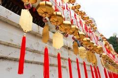 Templo de Wen Wu Imagenes de archivo