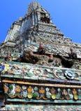 Templo de Whatpo imagem de stock