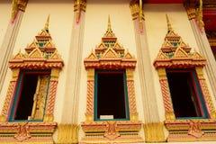Templo de Windows Fotografia de Stock Royalty Free