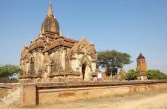 Templo de Winido, Bagan, Myanmar Foto de Stock Royalty Free