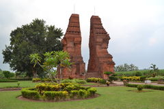 Templo de Wringinlawang Foto de Stock