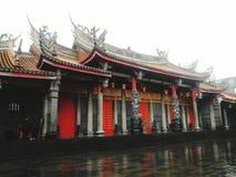 Templo de Xintian imagen de archivo libre de regalías