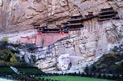 Templo de XuanKong Foto de archivo libre de regalías