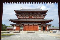 Templo de Yakushi-ji Imagens de Stock