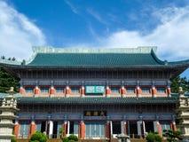 Templo de Youngang - Corea Imagenes de archivo