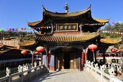 Templo de Yuantong fotografía de archivo