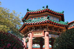 Templo de Yuen Yuen Fotografía de archivo