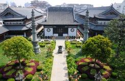 Templo de Zhenru Fotografia de Stock Royalty Free