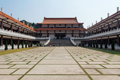 Templo de Zulai Budhist Imagenes de archivo