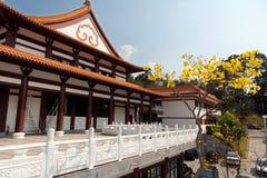 Templo de Zulai Budhist Imagen de archivo