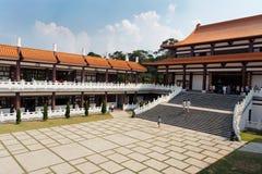 Templo de Zulai Budhist Fotografía de archivo