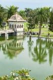 Templo del agua en Bali Fotos de archivo libres de regalías