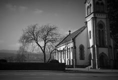 Templo del alma Fotografía de archivo