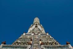 Templo del amanecer Foto de archivo