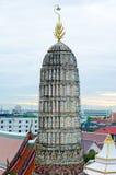 Templo del amanecer Fotografía de archivo
