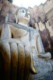 Templo del amigo de Sri, Sukhothai, Tailandia imagen de archivo libre de regalías