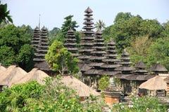 Templo del ayun de Taman Foto de archivo
