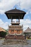 Templo del ayun de Taman Imagen de archivo