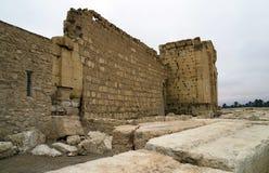 Templo del belio en el Palmyra, Siria Fotografía de archivo libre de regalías
