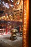 Templo del Buddhism Fotos de archivo libres de regalías