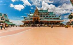 Templo del buddhism fotografía de archivo libre de regalías