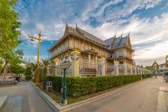 Templo del budismo Fotografía de archivo libre de regalías