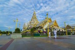 Templo del budismo Imagenes de archivo