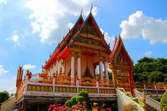 Templo del budismo Fotos de archivo libres de regalías