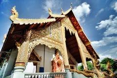 Templo del chiangmai Fotos de archivo libres de regalías