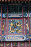 Templo del chino tradicional Foto de archivo libre de regalías