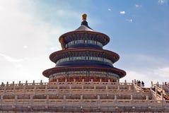 Templo del cielo. Imagenes de archivo