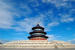 Templo del cielo Imagen de archivo libre de regalías