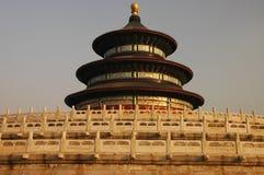 Templo del cielo, Pekín Imagenes de archivo