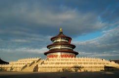 Templo del cielo, Pekín Fotografía de archivo libre de regalías