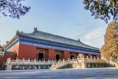 Templo del cielo Pekín Imagenes de archivo