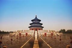 Templo del cielo, Pekín, China Foto de archivo