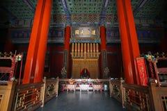 Templo del confuciano de Eijing Foto de archivo