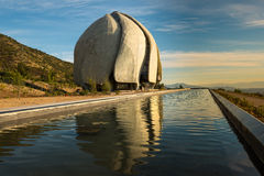 Templo del 'à del ¡de Bahà de Suramérica Foto de archivo libre de regalías