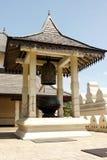 Templo del diente del caramelo Sri Lanka de Budda fotos de archivo libres de regalías