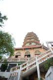 Templo del estilo chino Imagenes de archivo